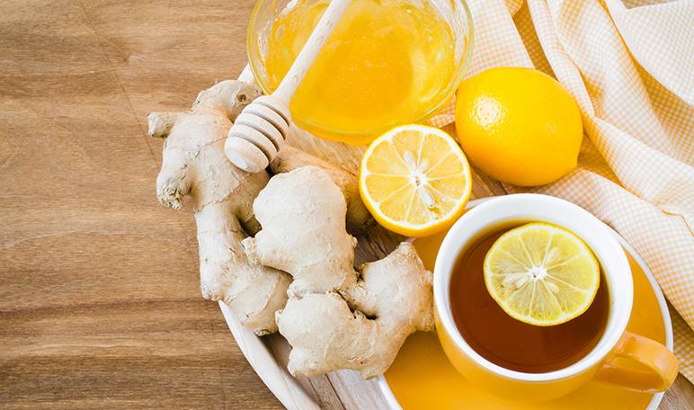 Remède à la maison pour la migraine au gingembre - Conseils de santé à domicile