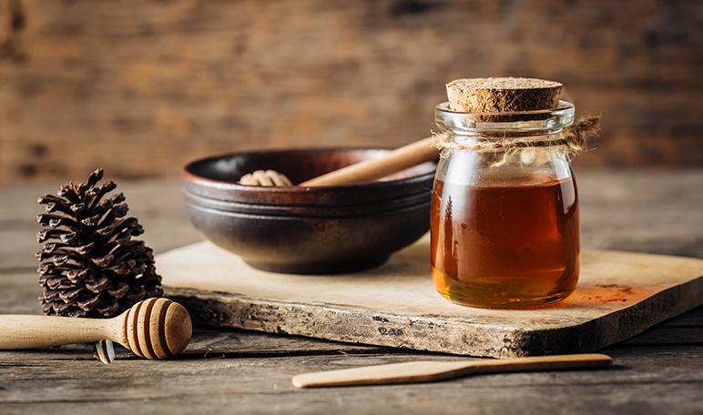 Miel de gorge gonflé - Conseils santé à domicile