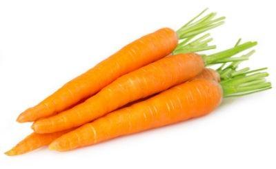 engraissement des carottes