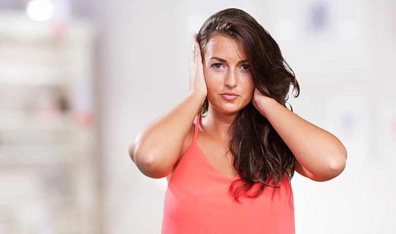Remèdes maison pour le mal d'oreille