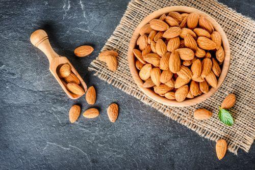 Amandes, énergie et antioxydants : voici toutes les propriétés